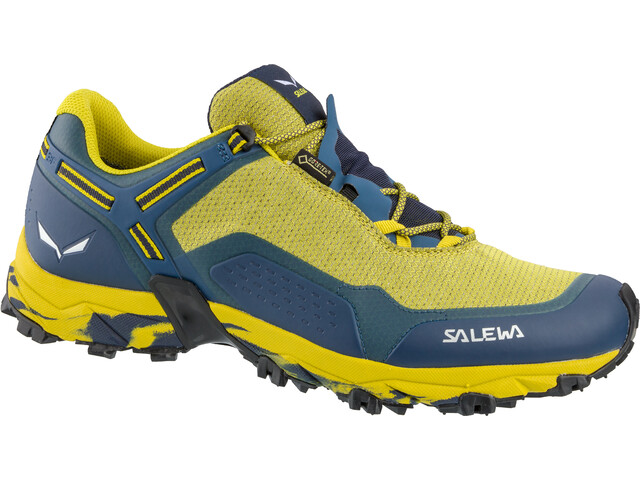 SALEWA Speed Beat GTX Shoes Herr night black/kamille